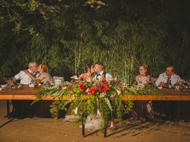 La boda de Fer y Ayesh en Caldes De Montbui, Barcelona 62