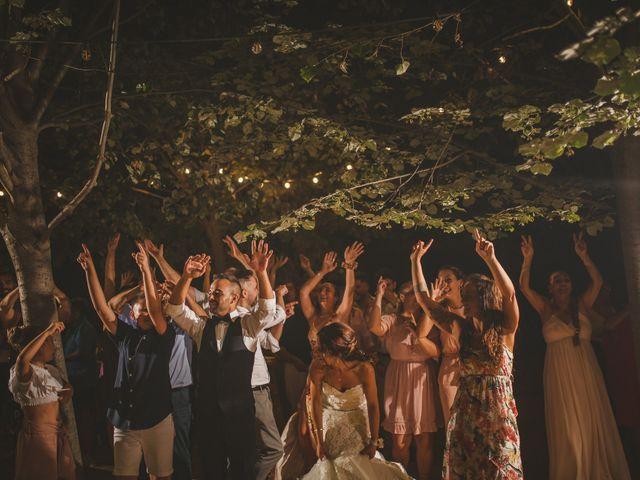 La boda de Fer y Ayesh en Caldes De Montbui, Barcelona 64