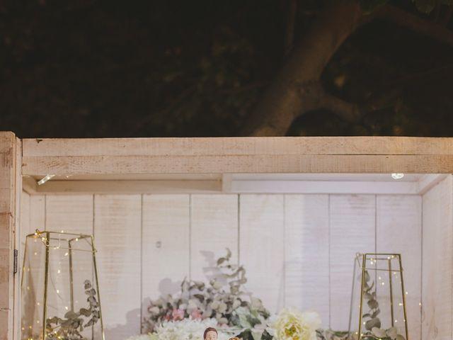 La boda de Fer y Ayesh en Caldes De Montbui, Barcelona 69