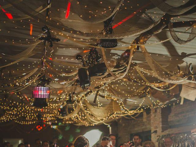 La boda de Fer y Ayesh en Caldes De Montbui, Barcelona 71