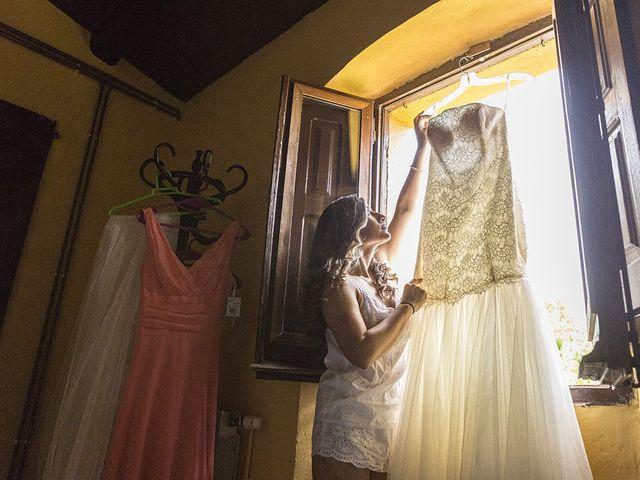 La boda de Kenneth y Nancy en Sils, Girona 13