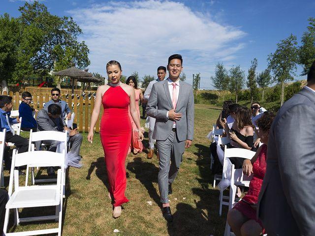 La boda de Kenneth y Nancy en Sils, Girona 25