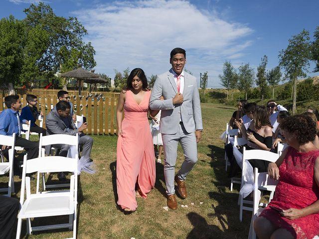 La boda de Kenneth y Nancy en Sils, Girona 26
