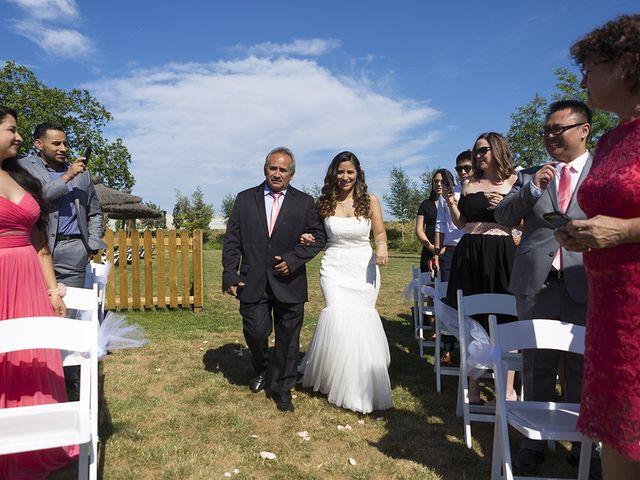 La boda de Kenneth y Nancy en Sils, Girona 27