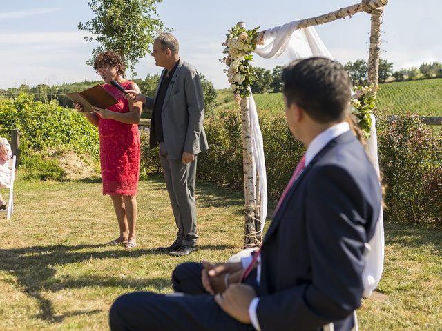 La boda de Kenneth y Nancy en Sils, Girona 40
