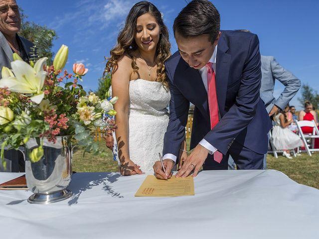 La boda de Kenneth y Nancy en Sils, Girona 43