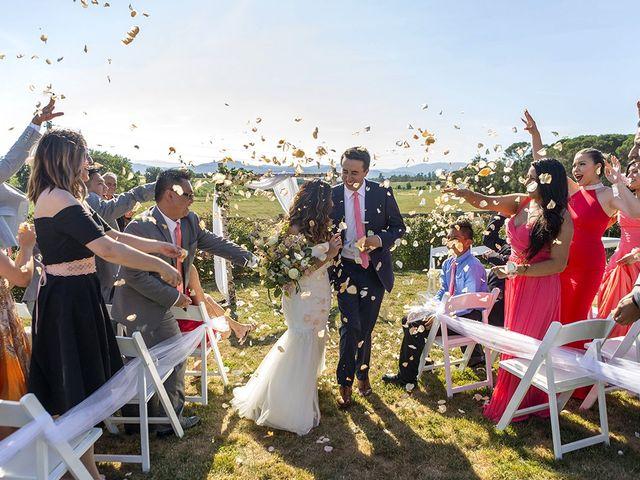 La boda de Kenneth y Nancy en Sils, Girona 44