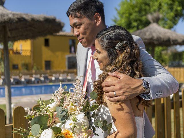 La boda de Kenneth y Nancy en Sils, Girona 48