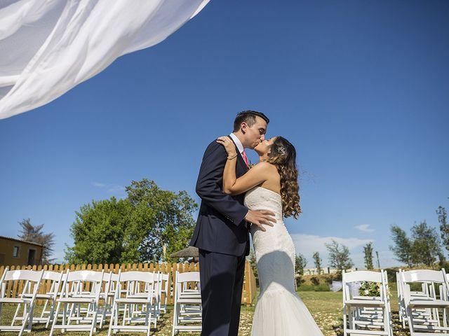 La boda de Kenneth y Nancy en Sils, Girona 2