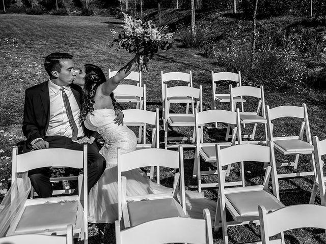La boda de Kenneth y Nancy en Sils, Girona 50