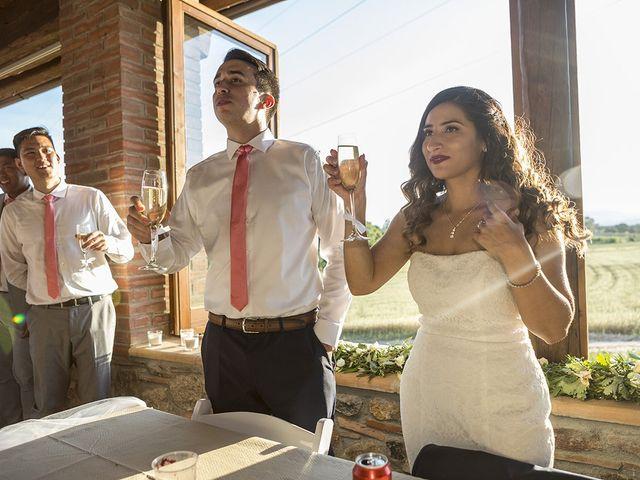 La boda de Kenneth y Nancy en Sils, Girona 58