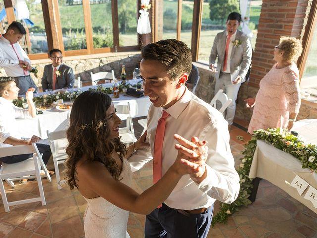 La boda de Kenneth y Nancy en Sils, Girona 64