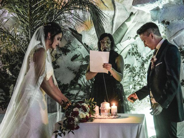 La boda de Joaquín y Lídia en Petrer, Alicante 2