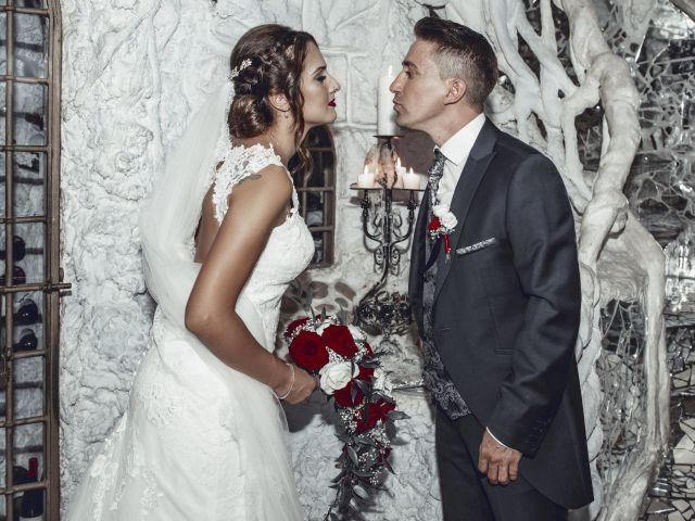 La boda de Joaquín y Lídia en Petrer, Alicante 31