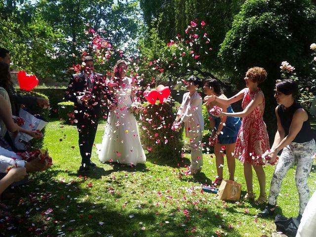 La boda de David y Esther en León, León 3