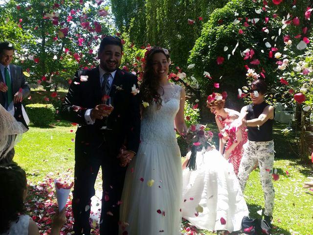 La boda de David y Esther en León, León 5
