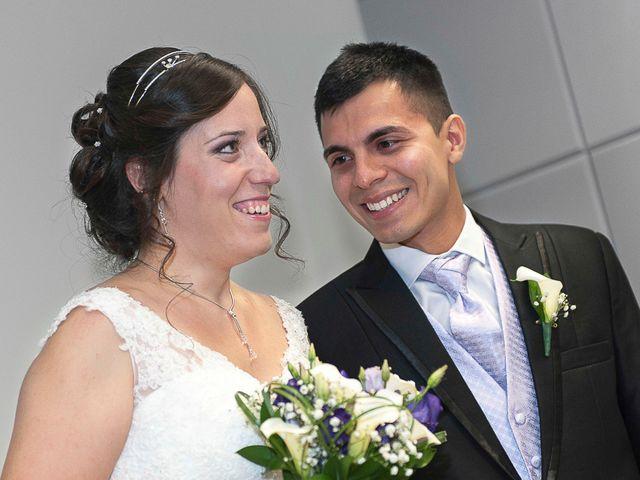 La boda de Laura y Renzo