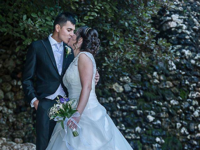 La boda de Renzo y Laura en Pinto, Madrid 1
