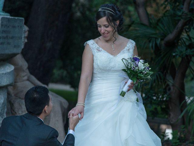 La boda de Renzo y Laura en Pinto, Madrid 13