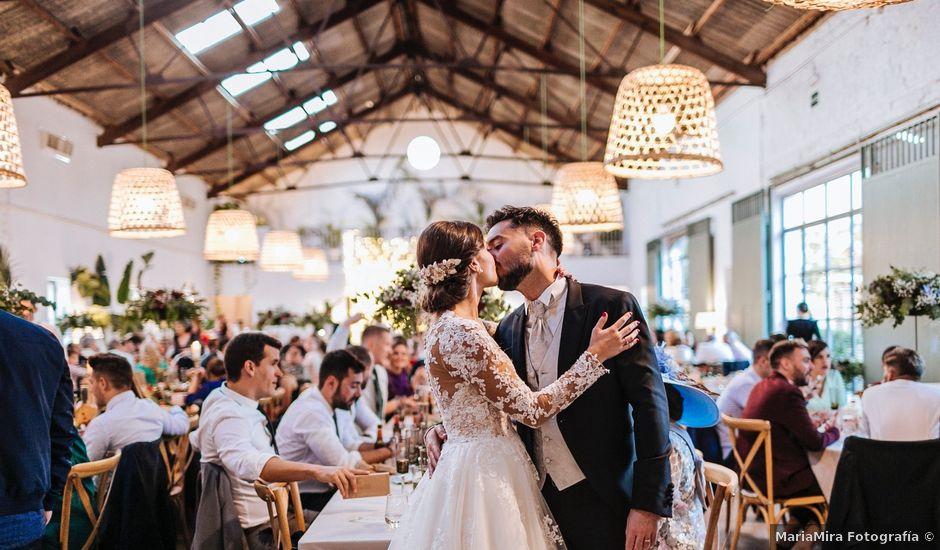La boda de Enrique y Marta en Sagunt/sagunto, Valencia