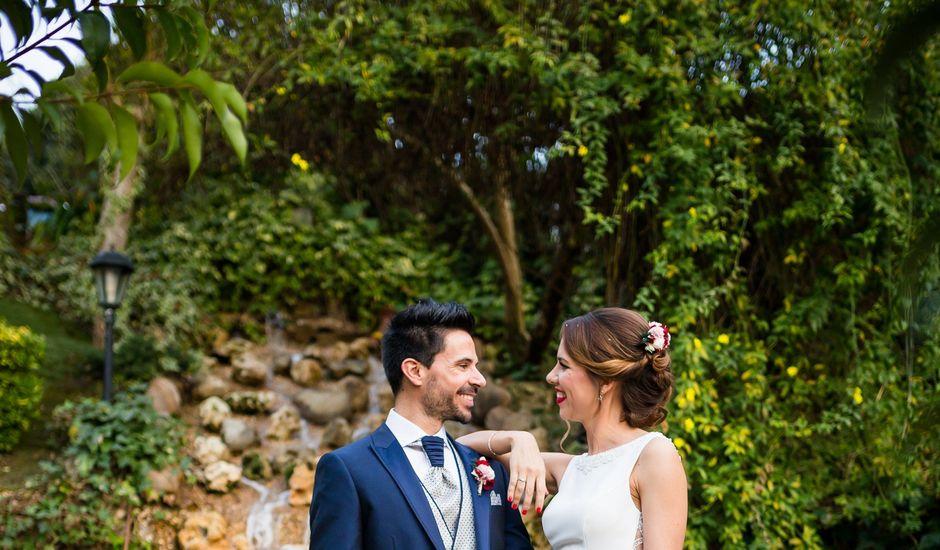 La boda de Vicente y Cristina en Montornes Del Valles, Barcelona