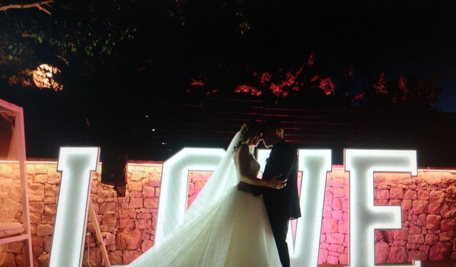 La boda de Jose y María Isabel  en La Union, Murcia
