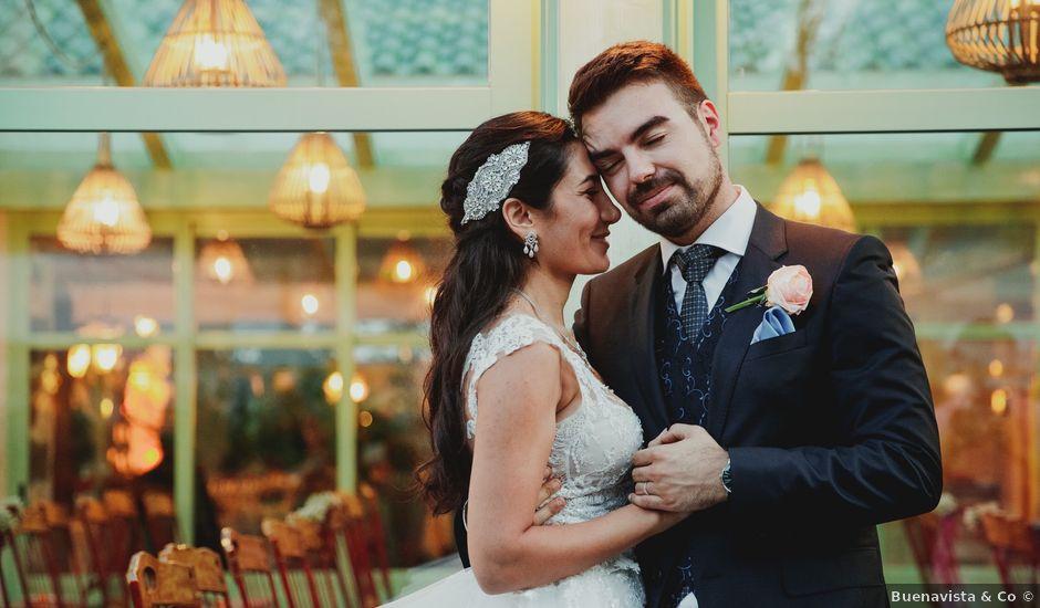 La boda de Pedro y Hazar en Madrid, Madrid