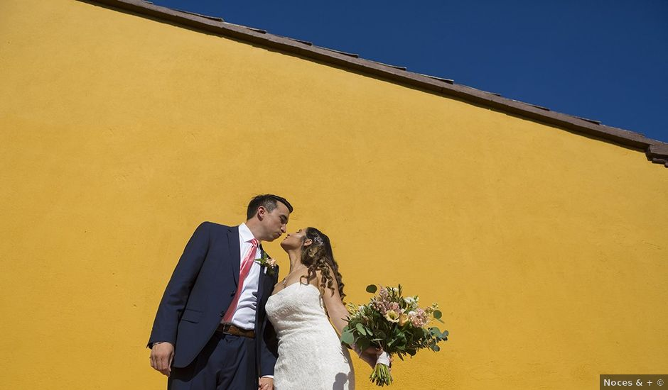 La boda de Kenneth y Nancy en Sils, Girona
