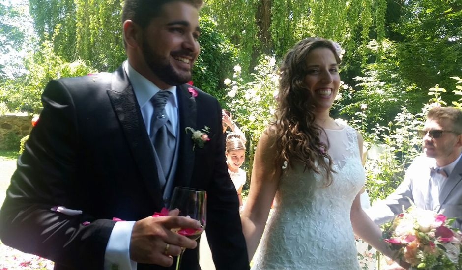La boda de David y Esther en León, León