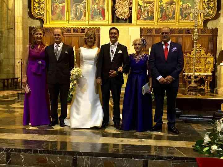 La boda de Soraya y Sergio