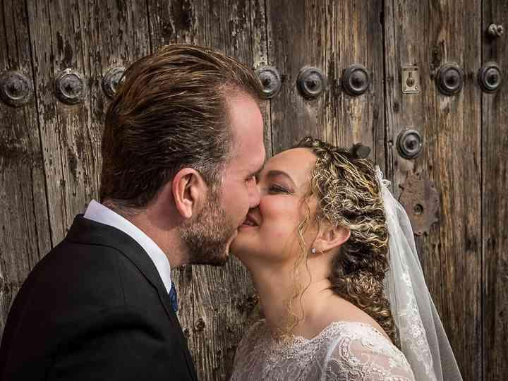 La boda de Raquel y Teo
