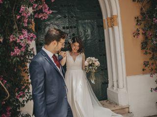 La boda de Pina y Pablo