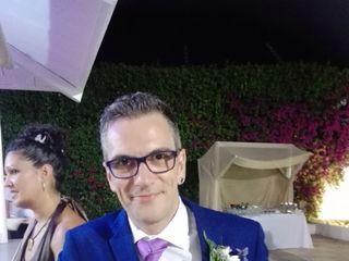 La boda de Vanesa   y Fco Javier   1