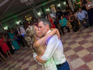 La boda de Vanesa   y Fco Javier