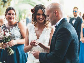 La boda de Lorena y Pau