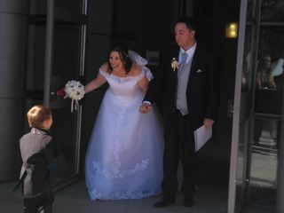 La boda de Olga y Gustavo