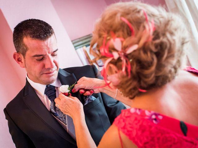 La boda de Joaquin y Silvia en Elx/elche, Alicante 7