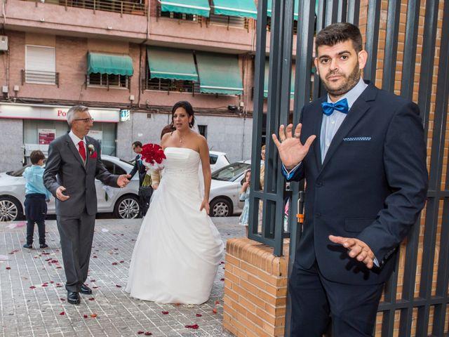 La boda de Joaquin y Silvia en Elx/elche, Alicante 17