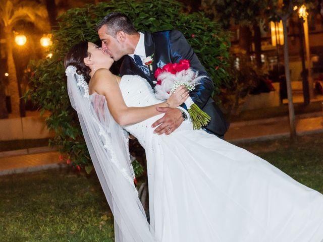 La boda de Joaquin y Silvia en Elx/elche, Alicante 19