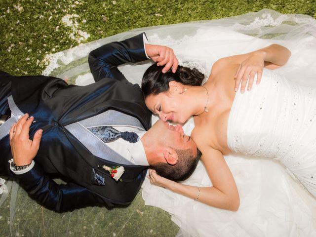 La boda de Silvia y Joaquin
