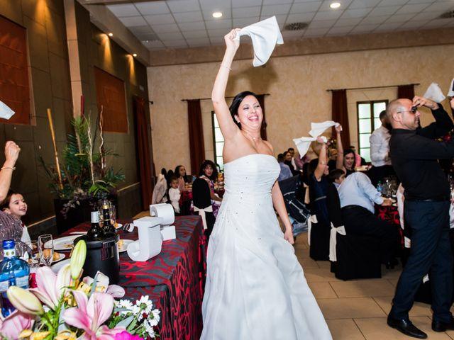 La boda de Joaquin y Silvia en Elx/elche, Alicante 23