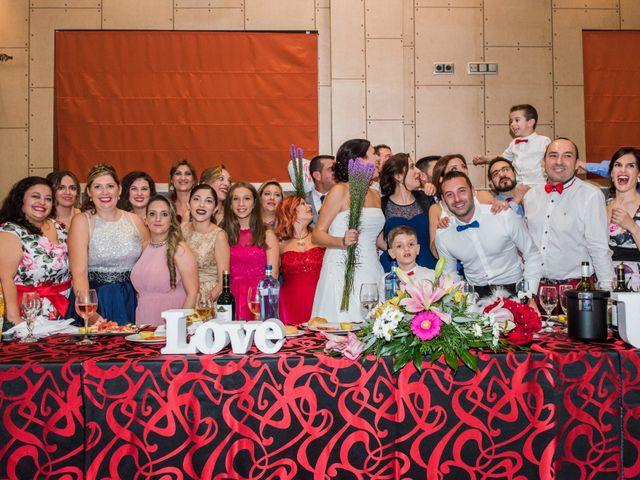 La boda de Joaquin y Silvia en Elx/elche, Alicante 26