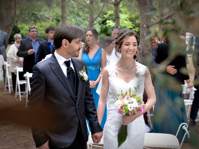 La boda de David y Neus en Riudoms, Tarragona 9