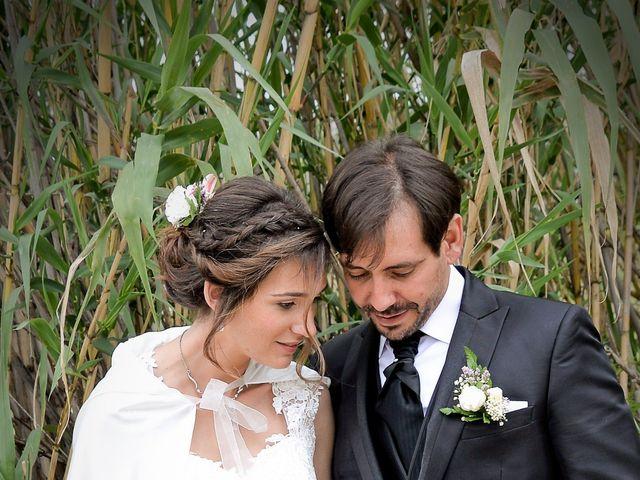 La boda de David y Neus en Riudoms, Tarragona 13