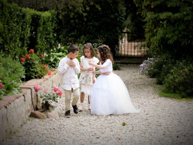 La boda de David y Neus en Riudoms, Tarragona 14
