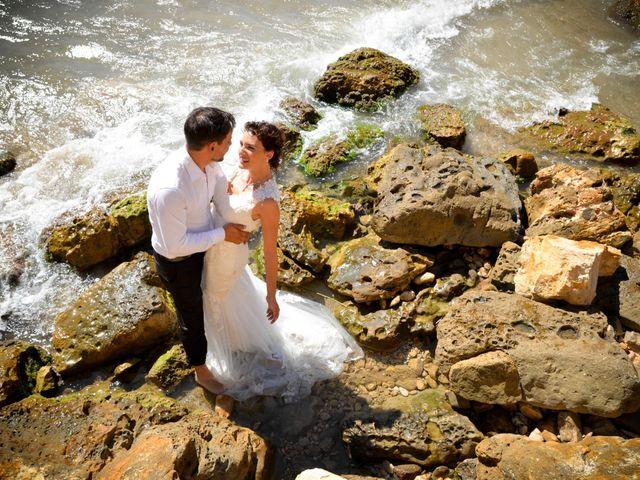 La boda de David y Neus en Riudoms, Tarragona 20