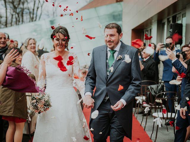 La boda de Olga y Tony