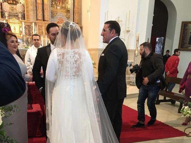La boda de Jose y Ana  en La Puebla De Cazalla, Sevilla 5