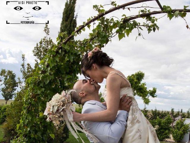 La boda de Carlos y Marta en Peñaranda De Bracamonte, Salamanca 6
