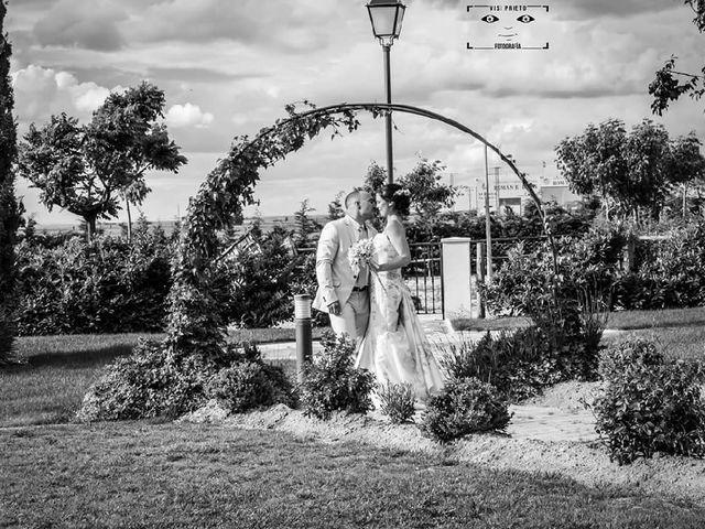 La boda de Carlos y Marta en Peñaranda De Bracamonte, Salamanca 12